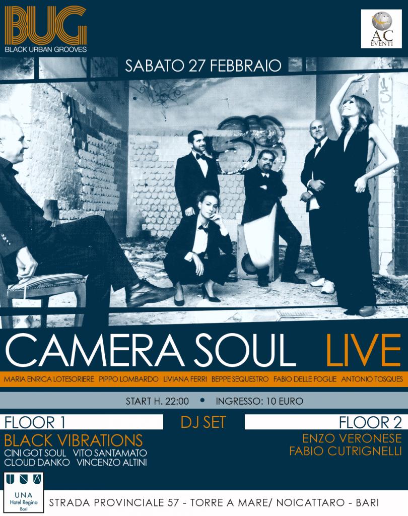 camera soul locandina def
